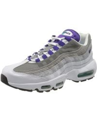 Nike - Shoes, Farbe White, Marke, Modell Shoes Air Max 95 Lv8 White - Lyst