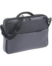 Samsonite Qibyte Laptop Messenger Bag45 Cm14.5 Liters - Multicolour