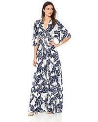 Rachel Pally - Long Caftan Dress Prt - Lyst