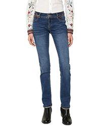 Desigual - Denim_refriposas Slim Jeans - Lyst