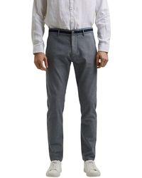 Esprit 021EE2B311 Pantaloni - Grigio
