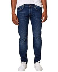 Esprit Straight Jeans - Blue