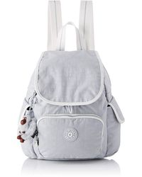 Kipling City Pack Mini, Sacs à dos - Gris