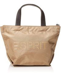 Esprit Accessoires Noos Cleo Handb 's Top-handle Bag - Natural