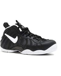 a7a79c4bef04c Air Foamposite Pro Basketball Shoes - Black