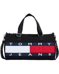 Tommy Hilfiger Heritage Canvas Bag - Black