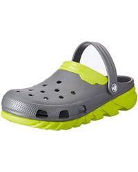 Crocs™ - Duet Sport max - Zuecos de sintético para hombre - Lyst