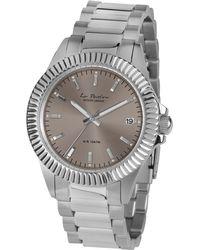 Jacques Lemans Horloge LP-125F - Gris