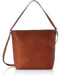 Esprit Accessoires 990ea1o301 Satchel Bag - Brown