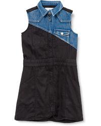 Desigual Vest_IRATXE Vestimenta Casual - Negro