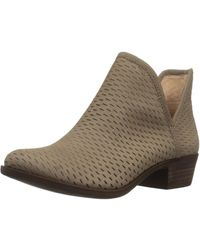 Lucky Brand Baley Fashion Boot - Brown