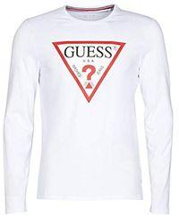 Guess LS T Shirt