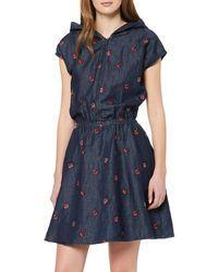 Love Moschino Short Dress - Blue