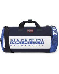 Napapijri Hering Duffle Bag 65 Cm - Blue