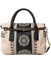 Loverty Mujer Bolso Multicolor Lady Crudo 0XnOwP8k