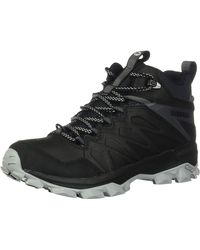Merrell Thermo Freeze Mid Wp High Rise Hiking Boots - Black