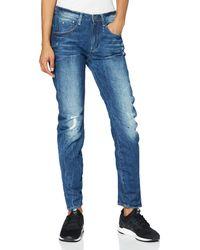 G-Star RAW ARC 3D Low Waist Boyfriend Jeans para Mujer - Azul