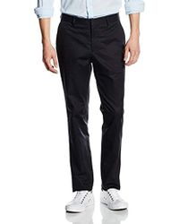 Filippa K - M. Liam Sharp Cotton Trousers Trousers - Lyst