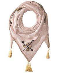 BCBGeneration - Cupids Arrows Knit Bandana - Lyst