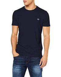 Superdry Collective tee Camiseta para Hombre - Azul