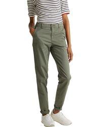 Esprit Pantalon - Vert