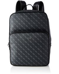 Guess Vezzola Backpack File - Black