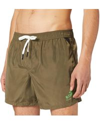 Replay Lm1075.000.83218 Swim Trunks - Green
