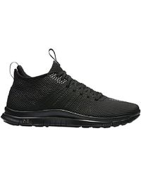 Nike Black Free Run Motion Flyknit 2 for Men Lyst