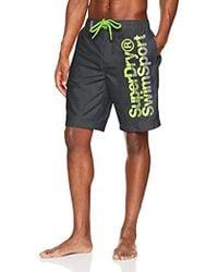 Superdry - Boardshort Short - Lyst
