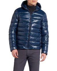 Wrangler Puffer Jacket - Blue