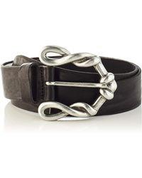 Pepe Jeans Alexa Belt Cinturón - Negro