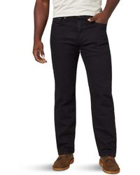 Wrangler Authentics Classic 5-pocket Relaxed Fit Jean - Black