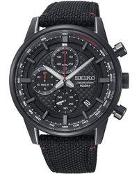 Seiko - NEO SPORTS orologi uomo SSB315P1 - Lyst