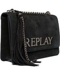 Replay Fw3910.001.a3154 's Clutch - Black