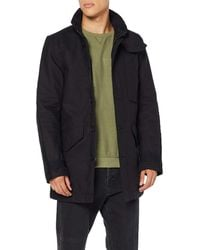 G-Star RAW Scutar Utility Padded Coat - Black