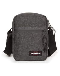 Eastpak Authentic The One Monomel Black - Gris
