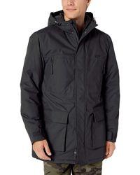 RVCA Mens Patrol Parka Insulated Jacket - Black