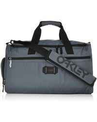 Oakley Street Duffle Bag 2.0 Sac de Sport pour - Noir