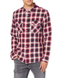 Lee Jeans - Clean Western Shirt Camicia - Lyst