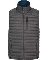Mountain Warehouse - Doudoune sans Manches Henry II - Légère, Compacte, Zip intégral, Gilet matelassé-Vêtement d'hiver pour - Lyst
