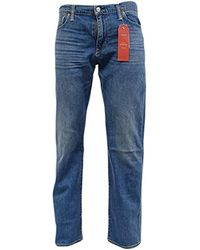 Levi's 504 Regular Straight Fit, Jeans - Bleu