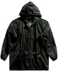 Regatta Stormbreak Jacket Dark Olive - Green