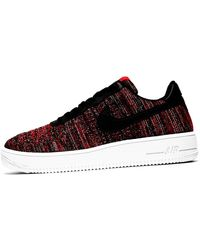 Nike Air Force 1 Flyknit 2.0 Herren - Schwarz
