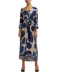Esprit Collection 100eo1e307 Dress - Blue