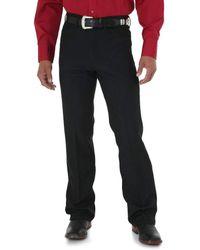 Wrangler Wrancher Dress Jean,black,31x30