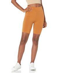 The Drop Jeannie Radshorts - Orange