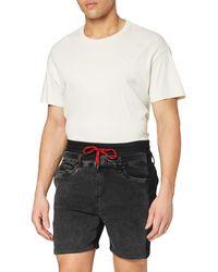 Desigual Denim_peter Shorts - Black