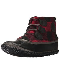 Sorel Out N About Snow Boot - Black