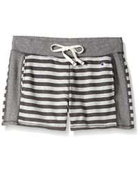 Champion - Heritage French Terry Short - Lyst