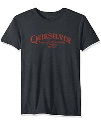 Quiksilver - Golden Session Tee - Lyst